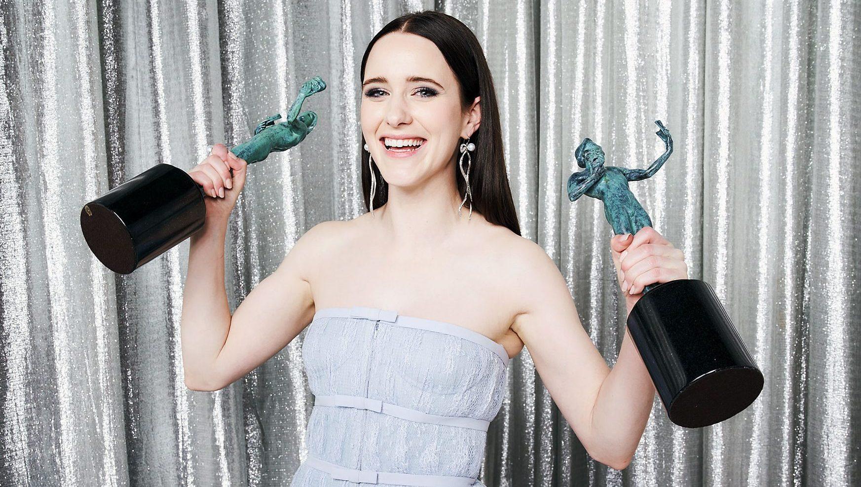 Rachel Brosnahan SAG Awards 21019