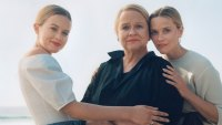 Reese Witherspoon Posed With Her Mom and Daughter on the February Cover of 'Vogue'