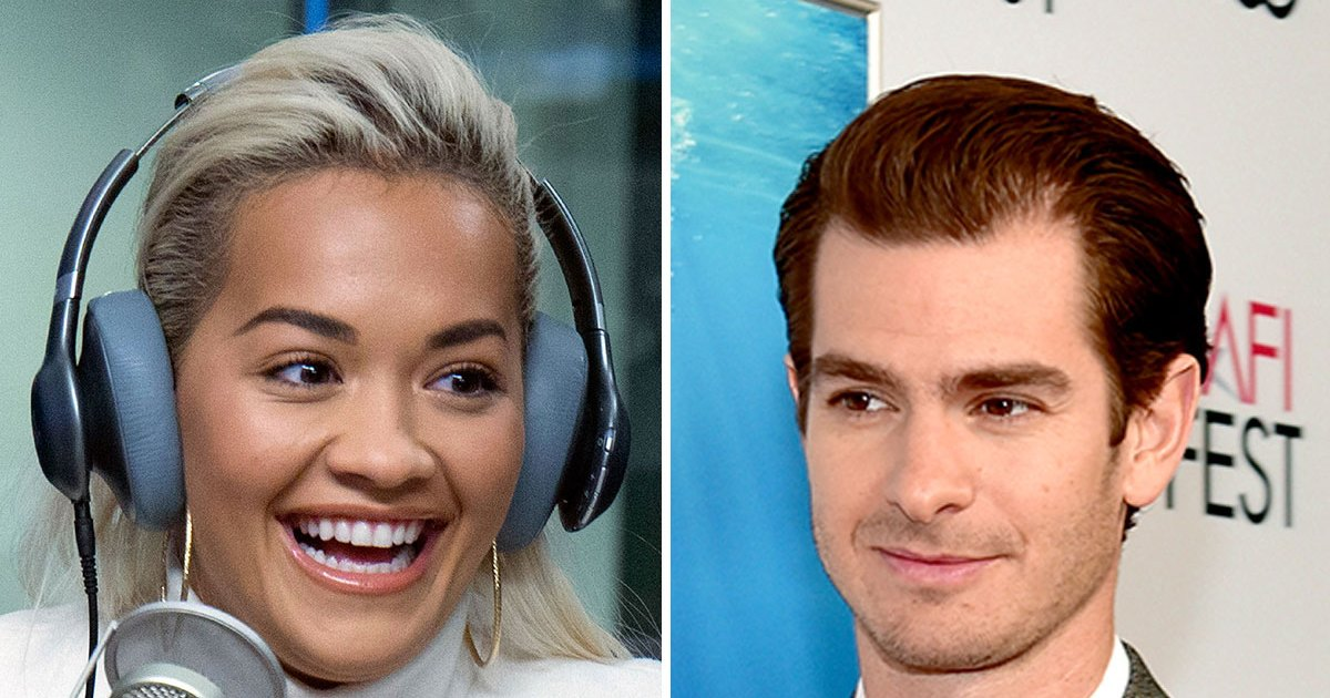 Rita Ora Dodges Question About Andrew Garfield Amid Dating Rumors