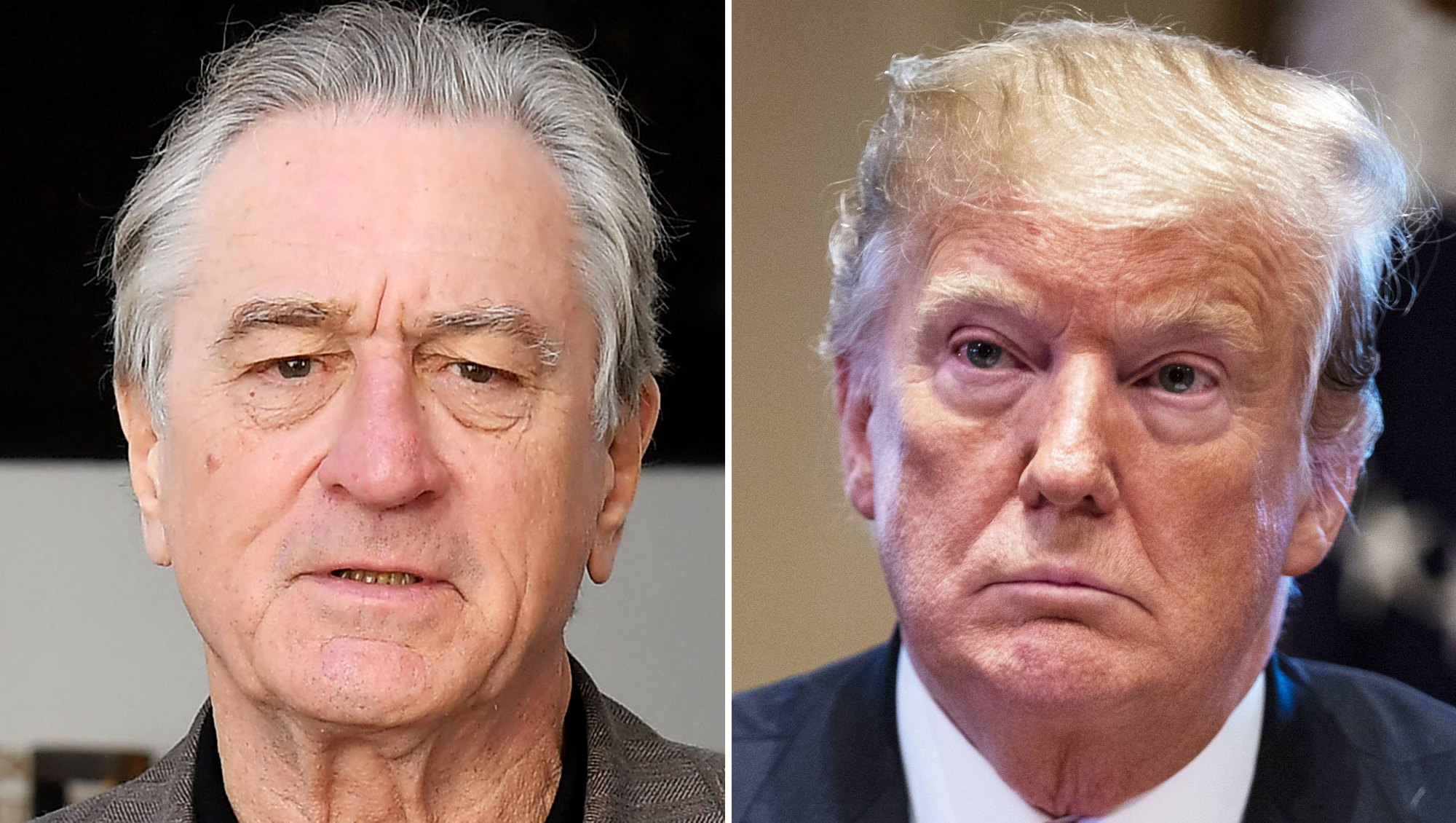 Robert De Niro Declares Donald Trump Is a 'Real Racist' and 'White Supremacist'