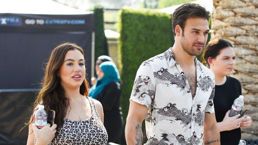 Chrysti Ane and Ryan Guzman baby