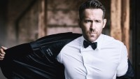 Ryan Reynolds face of Armani Code