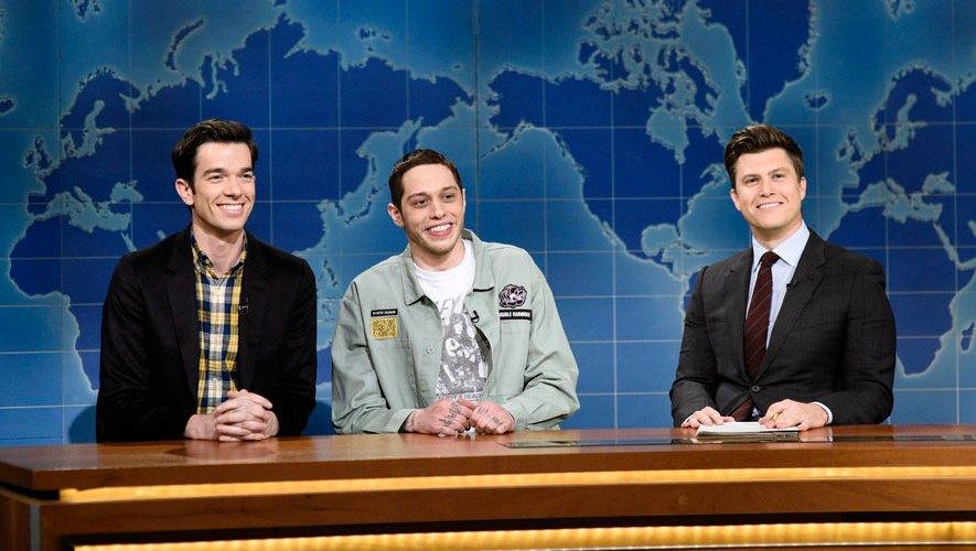 Saturday Night Live Recap Pete Davidson Addresses Alarming Post