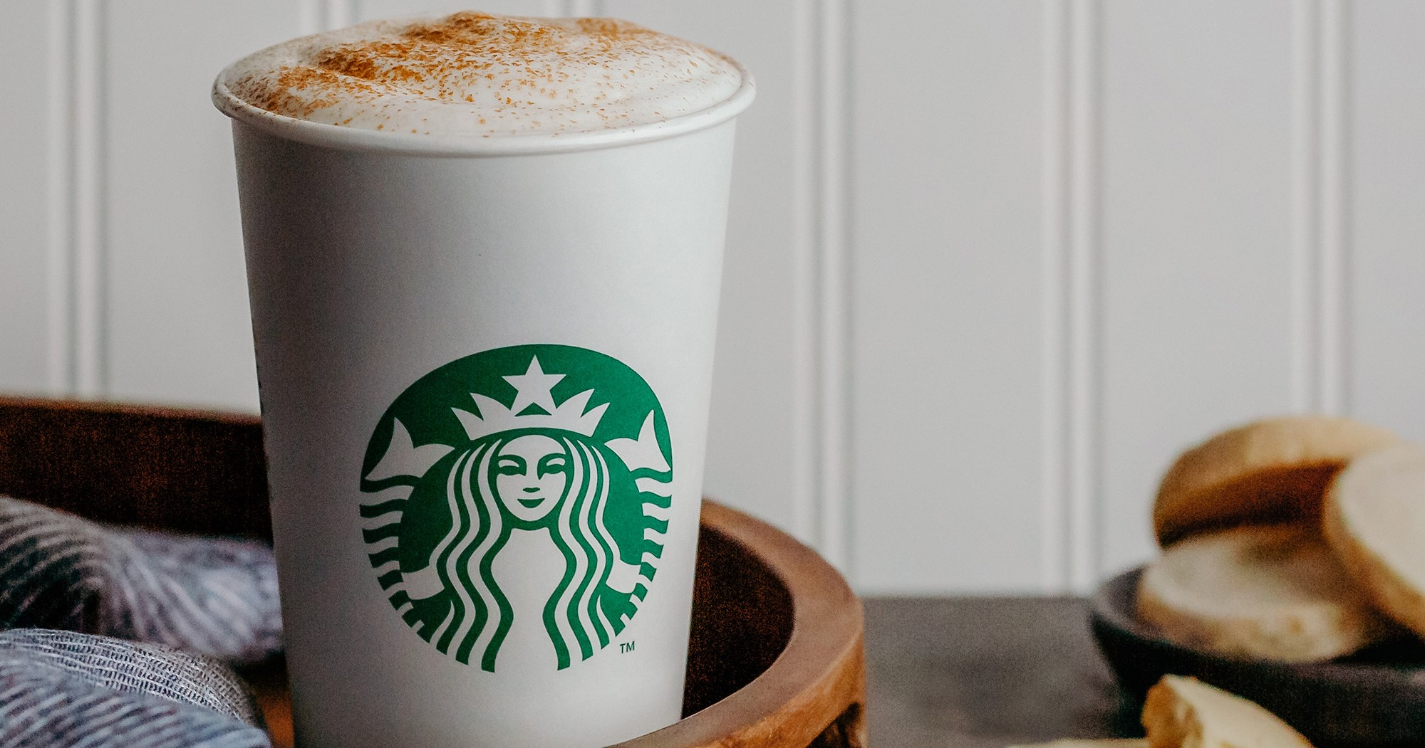 Starbucks' Newest Winter Latte Is Giving the Pumpkin Spice Latte a Run for Its Money