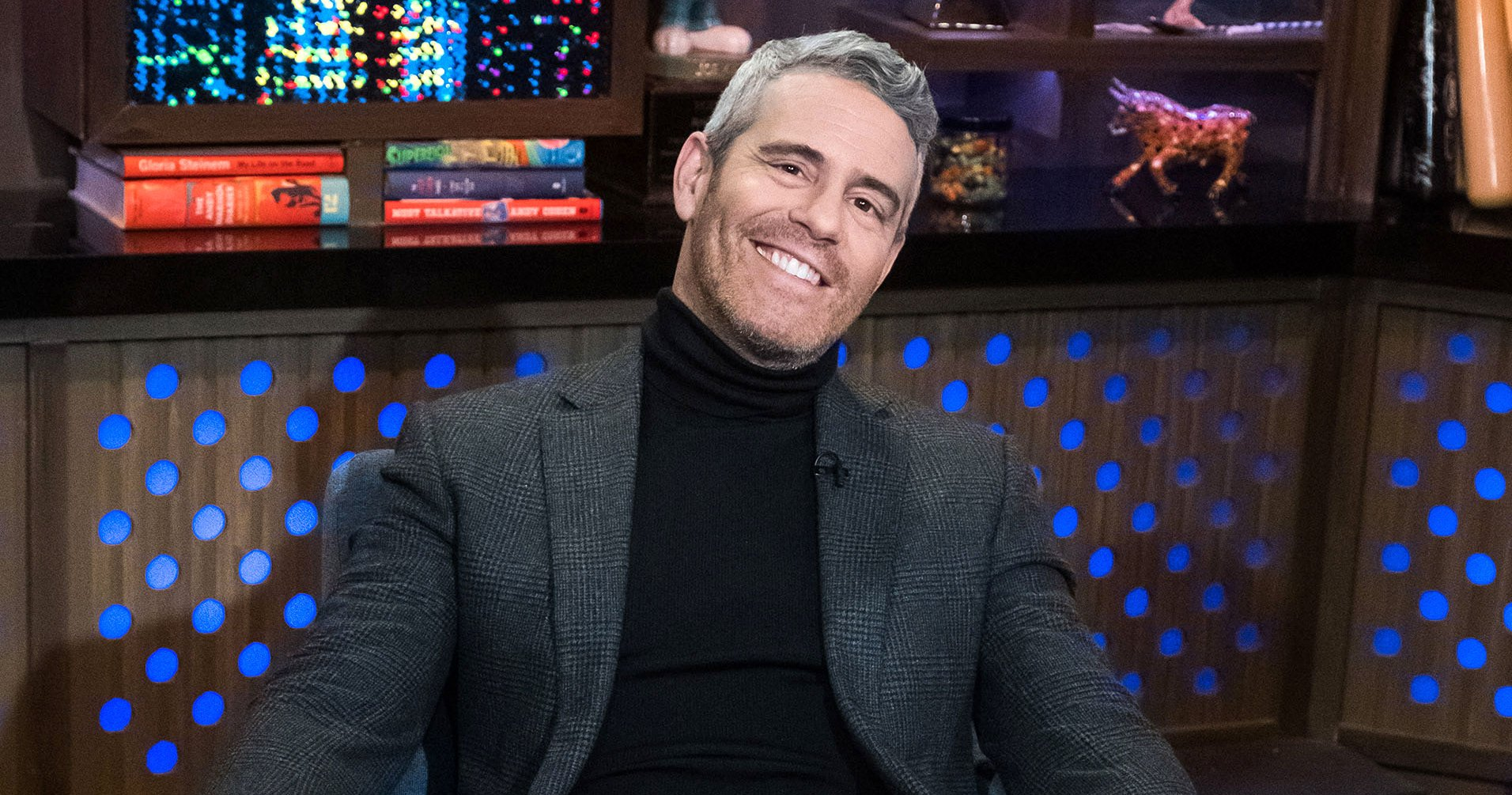 Andy Cohen Welcomes a Baby Boy Via Surrogate