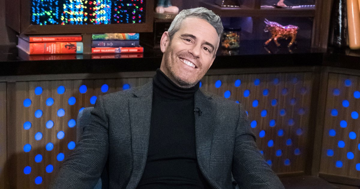 Andy Cohen Welcomes A Baby Boy Via Surrogate Details