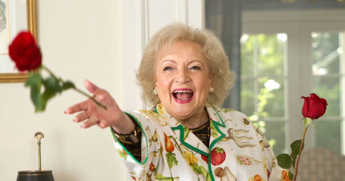 Betty White's Best Moments Through the Years