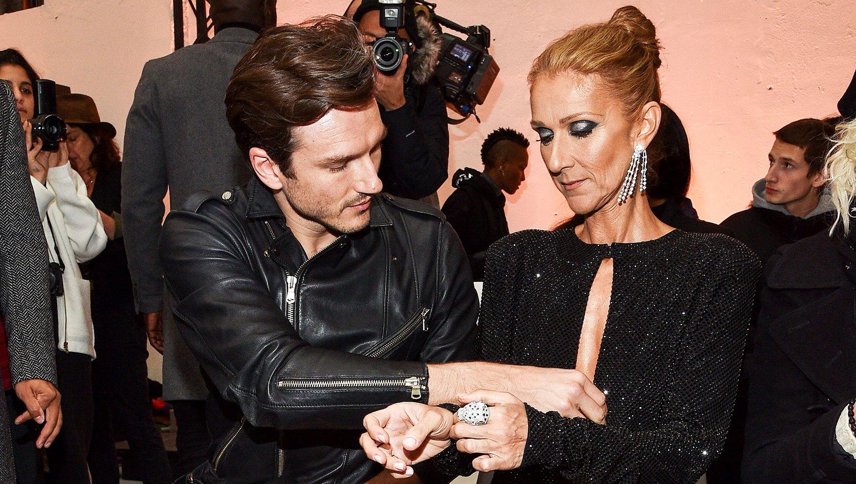 Pepe Munoz and Celine Dion Wardrobe Malfunctions