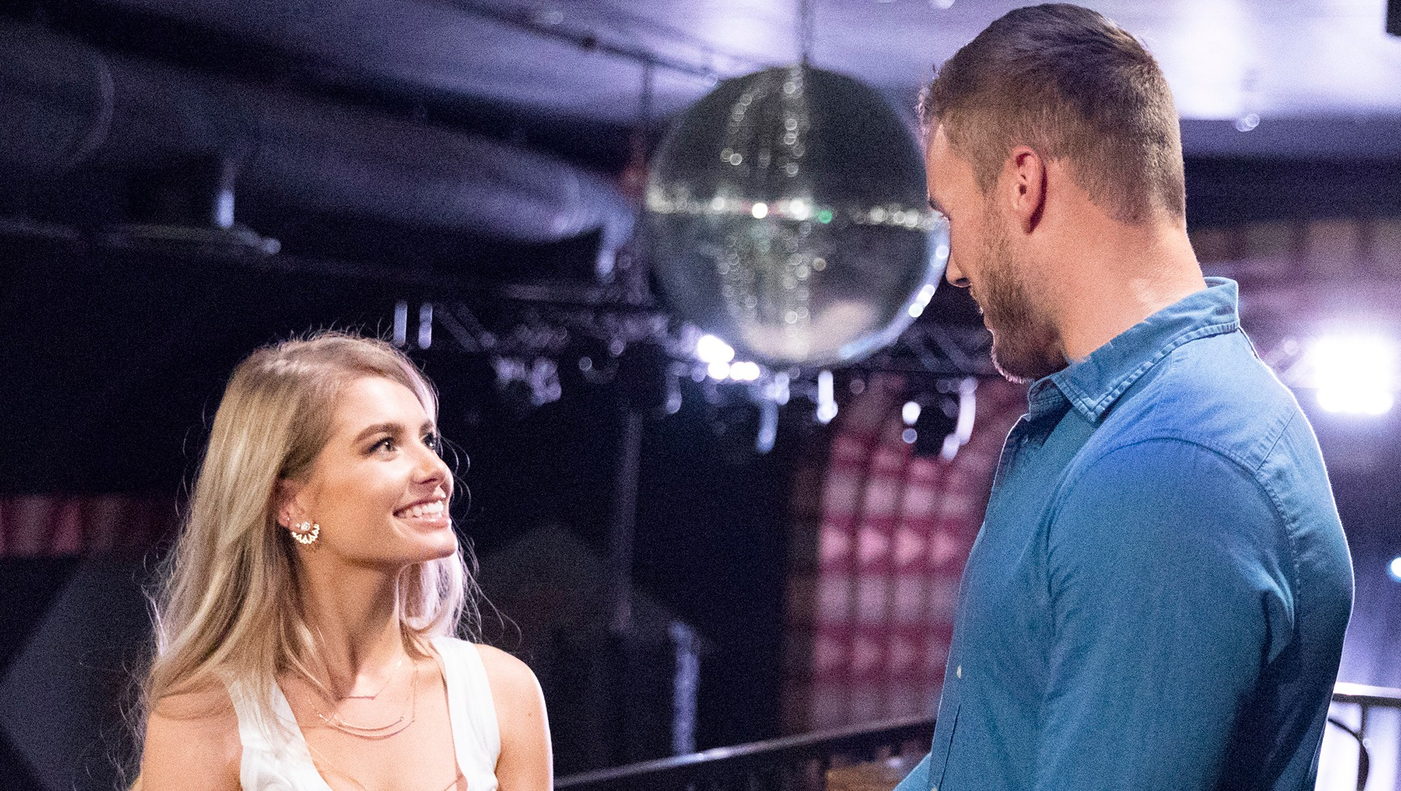 'Bachelor' Contestant Demi Burnett Shades Colton Underwood's Ex-Girlfriend Tia Booth