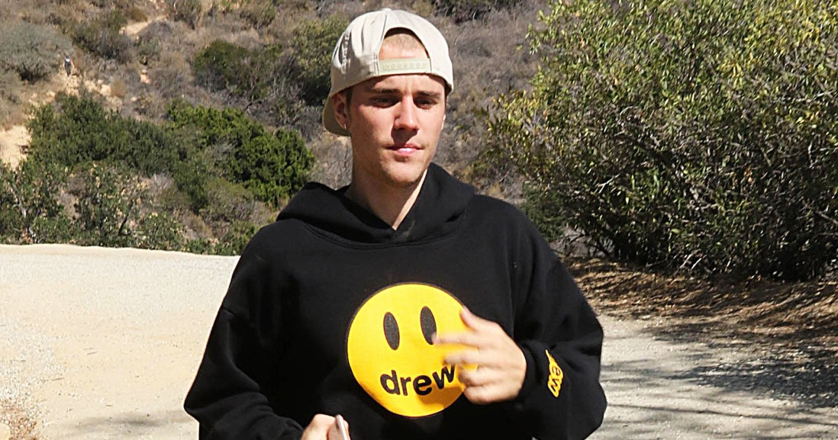 justin bieber's clothing line drew launches pics