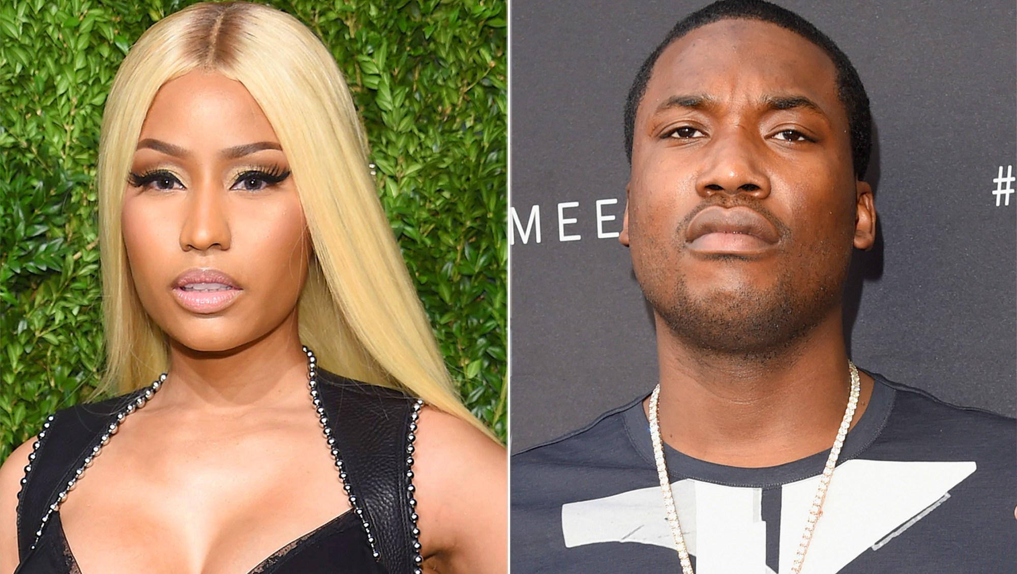 Nicki Minaj Takes Aim at Meek Mill