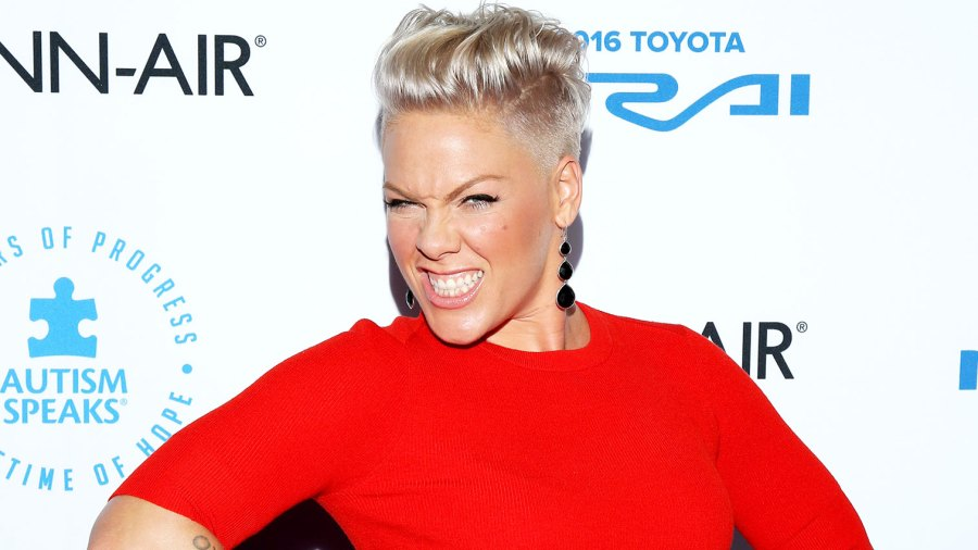 Pink Fires Back at Her Haters