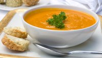 Warm Up With This Curried Butternut Squash and Apple Soup Recipe