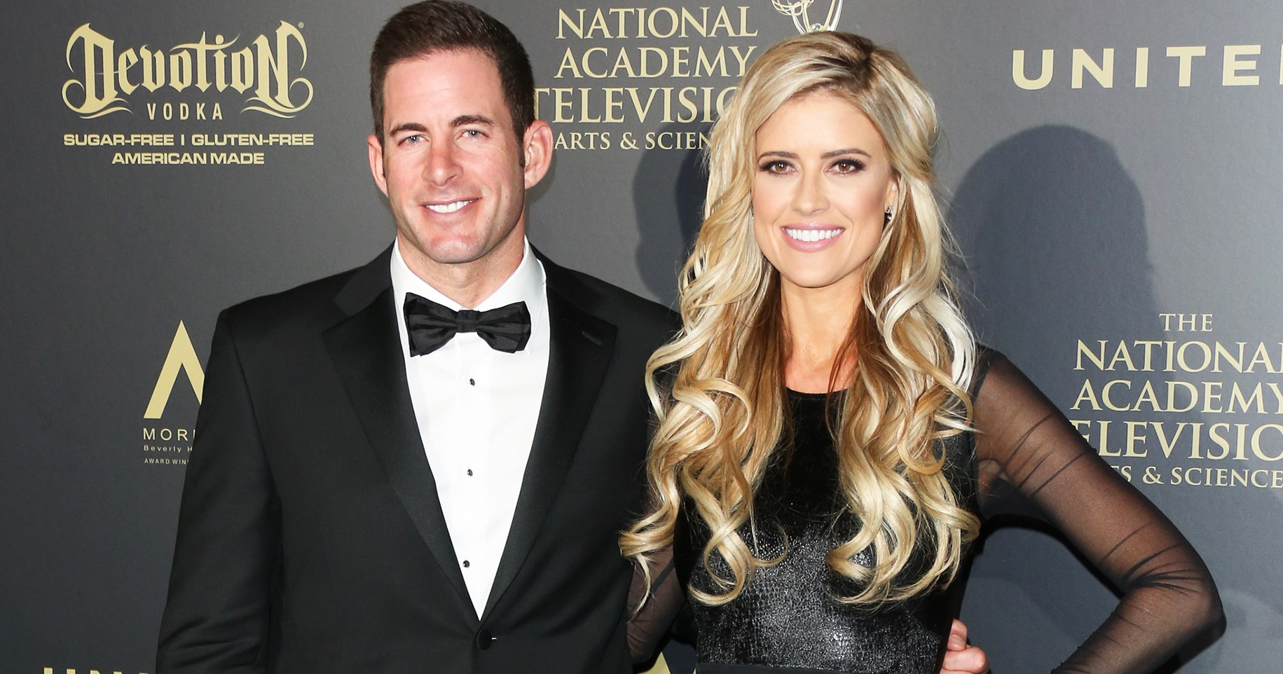 Tarek El Moussa Is 'Actually Happy' Ex Christina Got Married Again
