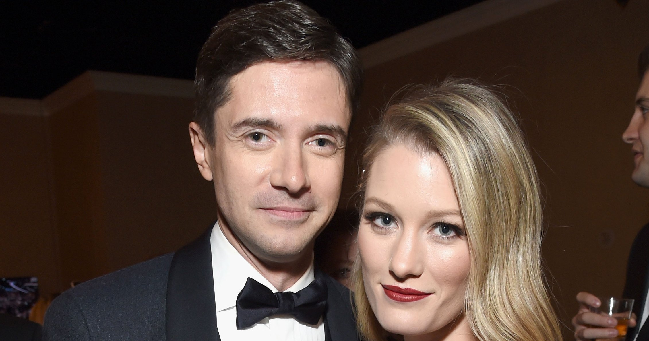 Topher Grace, Ashley Hinshaw Call Parenthood 'Amazing but Awful'