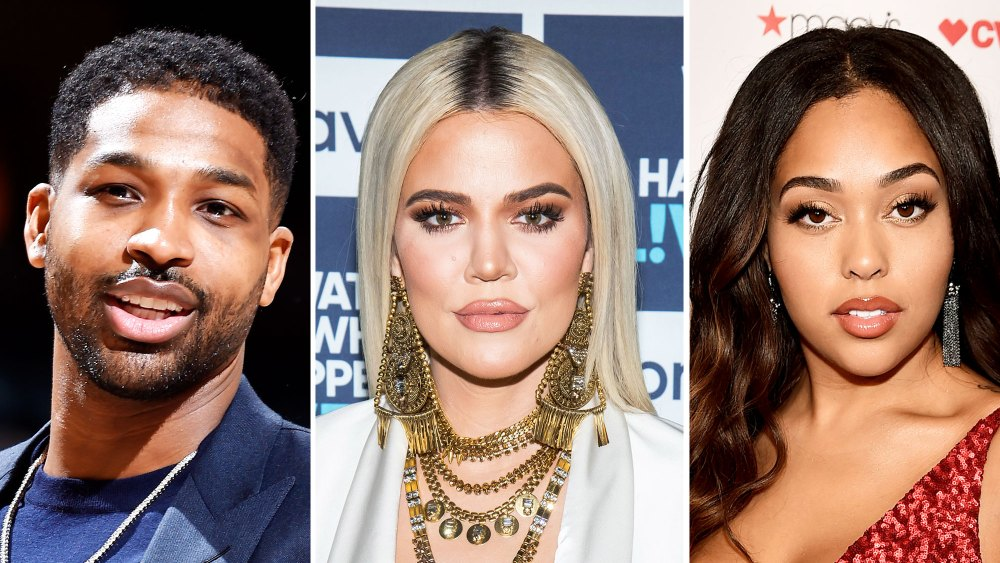 A Timeline of Tristan and Jordyn's Cheating Scandal Behind Khloe's Back thumbnail