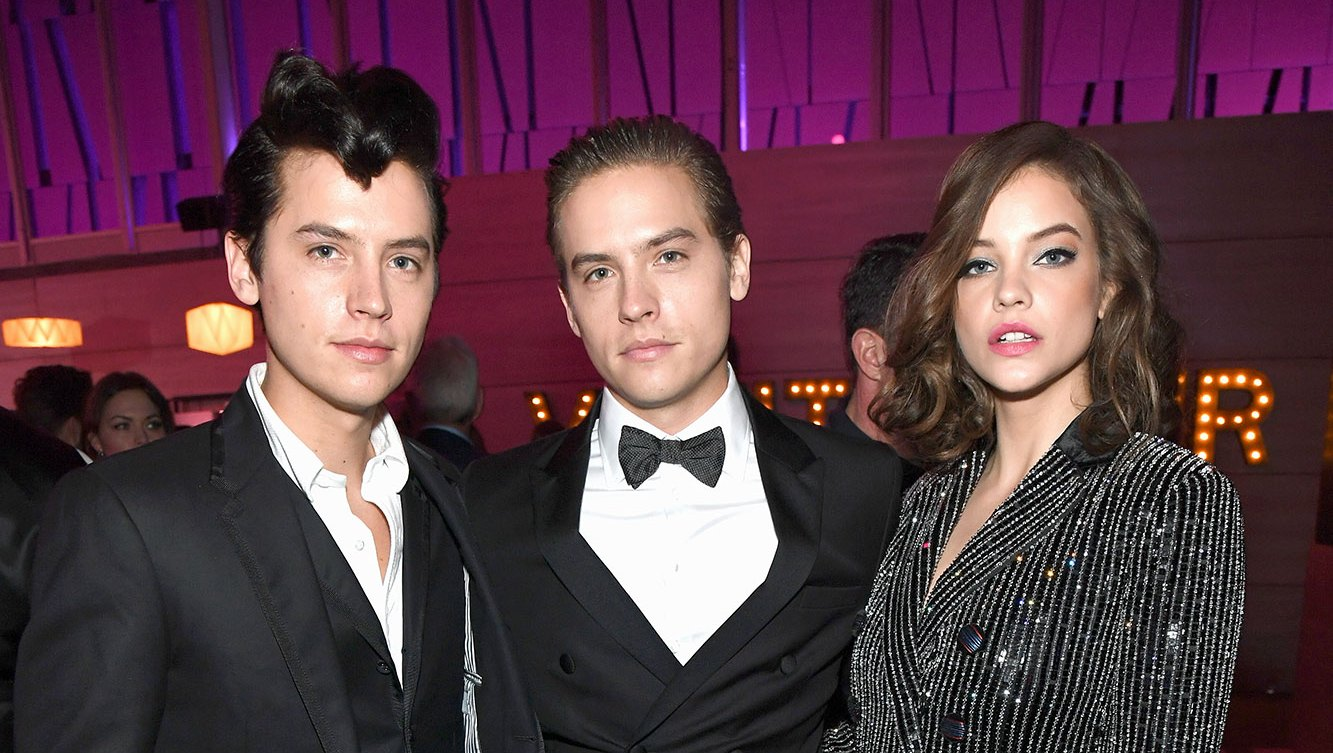 Barbara Palvin Finally Met Cole Sprouse This Weekend