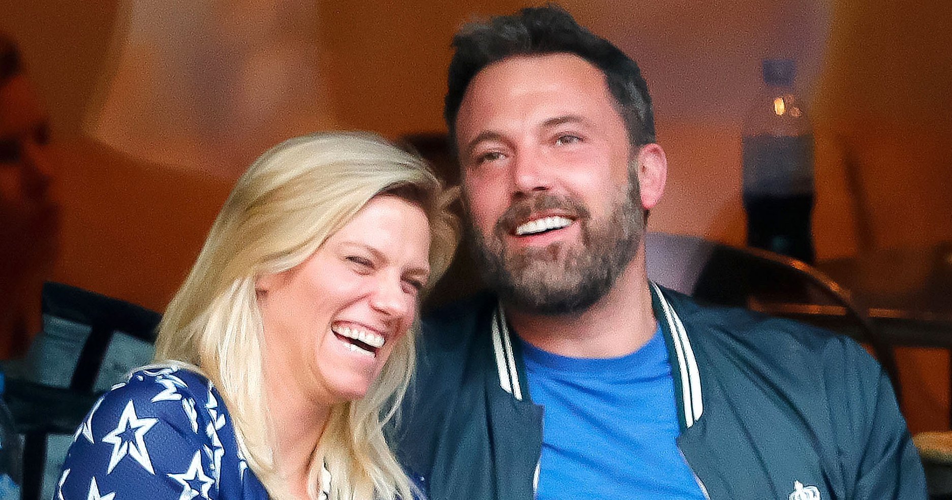 Ben Affleck and Lindsay Shookus Have 'Been Talking' Again: 'It Wouldn't Be Surprising If They Got Back Together'