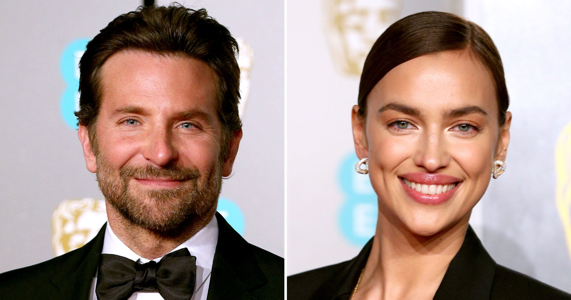 Bradley Cooper Thanks GF Irina Shayk at BAFTAs for 'Putting Up With Me'