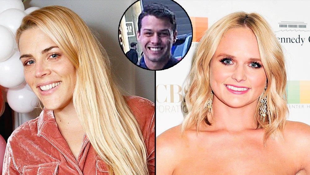 Busy Philipps Knows Miranda Lambert Hot Cop Husband