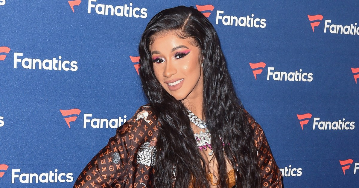 Cardi B Freaks Out When Daughter Kulture Says 'Mama'