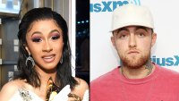 Cardi B Shares Best Rap Album Mac Miller Grammys 2019