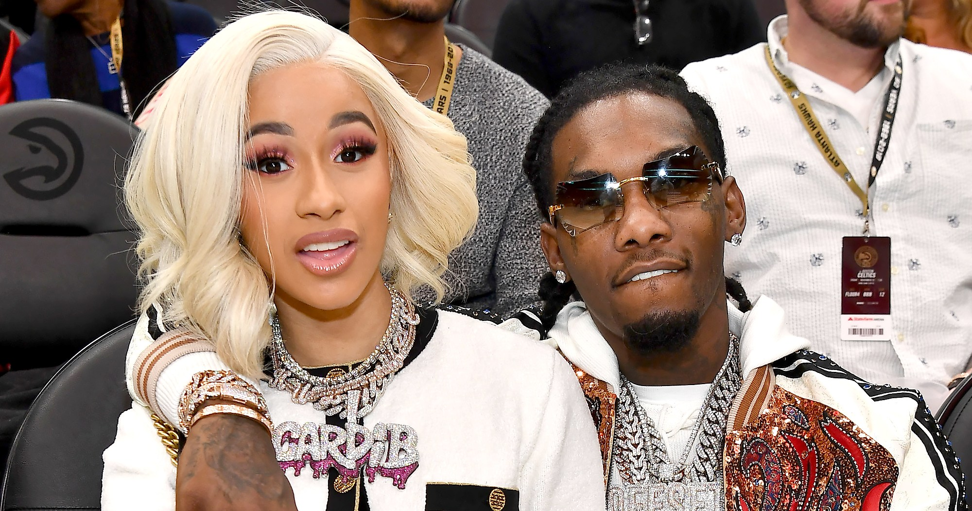 Cardi B Screams While Giving Birth to Kulture in Throwback Video