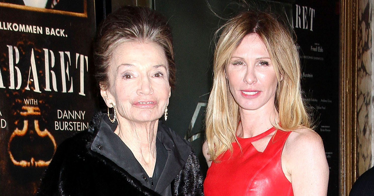 Carole Radziwill Remembers Late Mother-in-Law Lee Radziwill: 'She Was Loved'