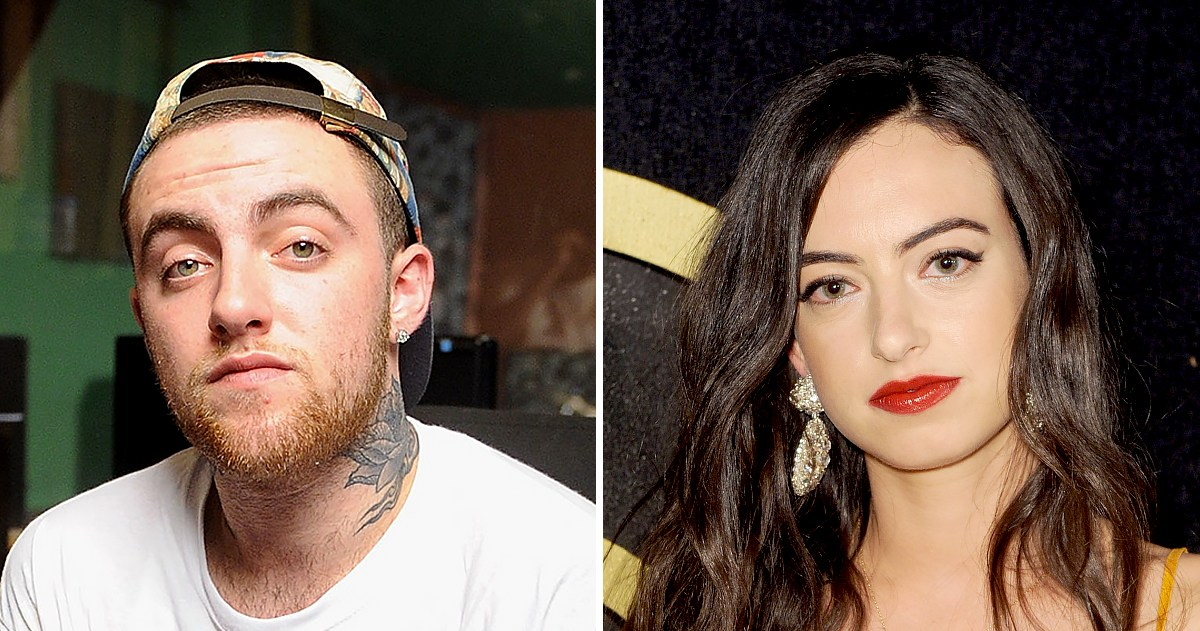 Mac Miller and Cazzie David 'Leaned on Each Other' After Ariana, Pete Splits