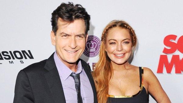 Charlie Sheens Advice For Lindsay Lohan