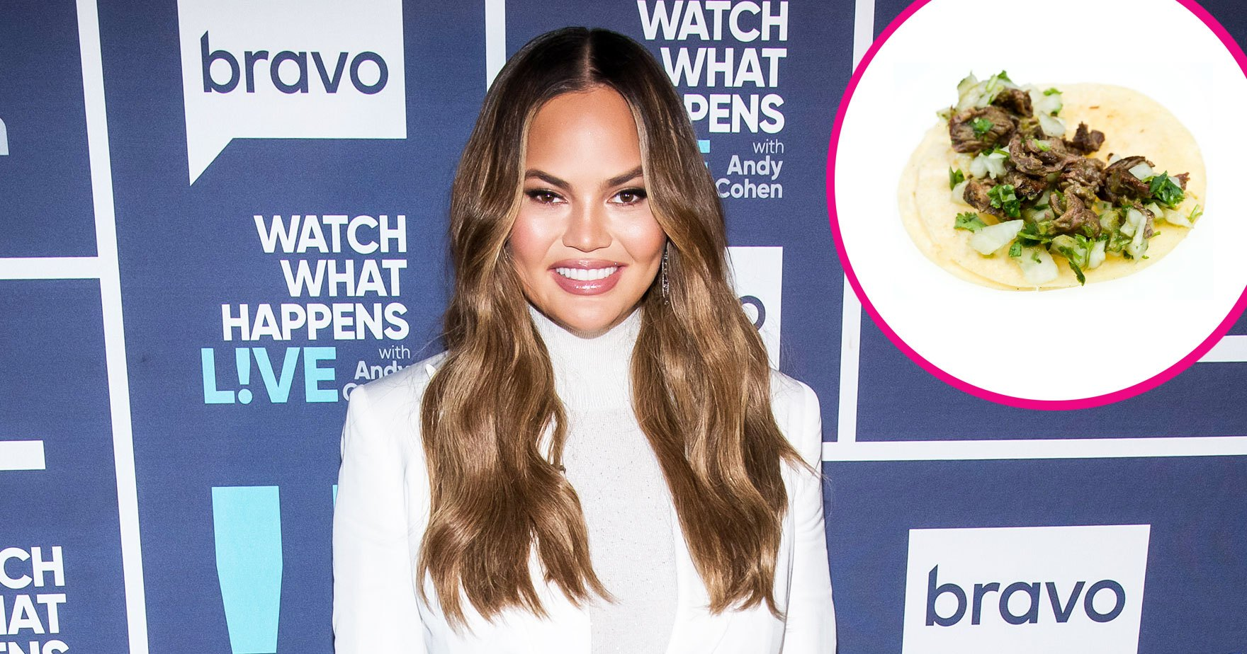 Chrissy Teigen Suggests Genius Delivery Hack for Taco Bell That Would Prevent 'Soggy' Meals