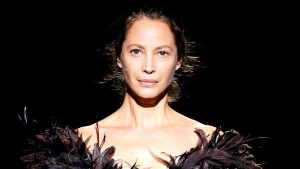 Christy Turlington One of the Biggest O.G. Supermodels Came Back for Marc Jacobs Show