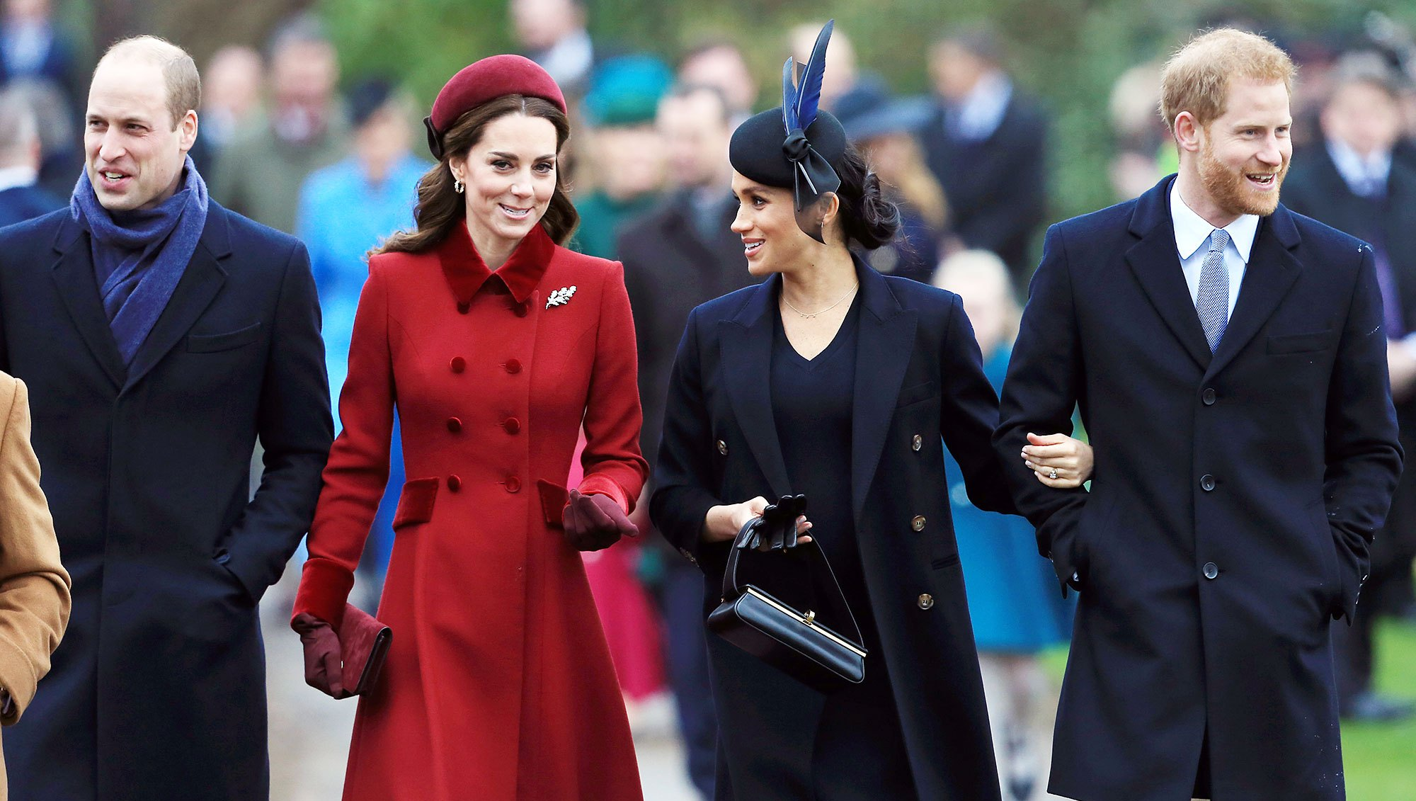 Duchess Meghan Prince William Not Godparents Duchess Meghan Prince Harry Baby