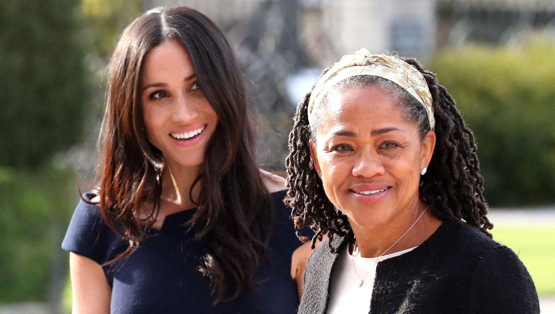 Duchess Meghan's Sweetest Moments With Her Mom