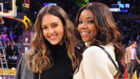 Gabrielle Union Can't Remember Whether She Called Jessica Alba or Dwyane Wade First After Surrogate Went Into Labor