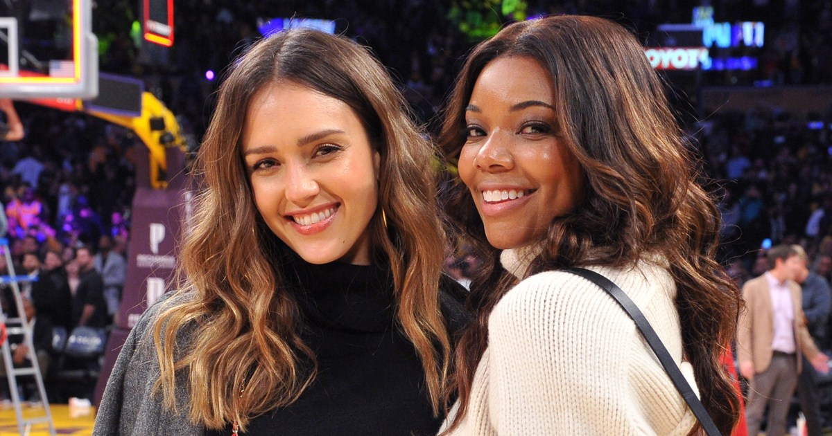 Gabrielle Union Called Jessica Alba When Surrogate Was in Labor
