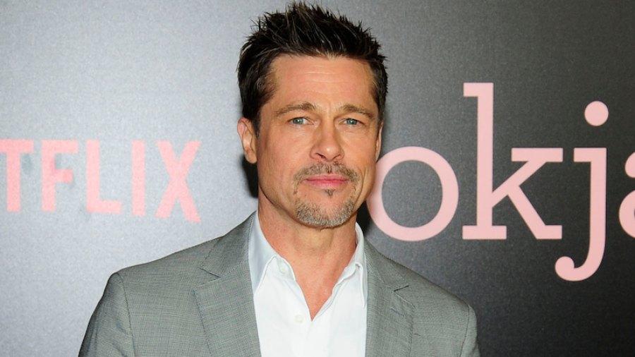 Brad Pitt Seen Outside Ex-Wife Jennifer Aniston's Celeb-Filled 50th Birthday Party