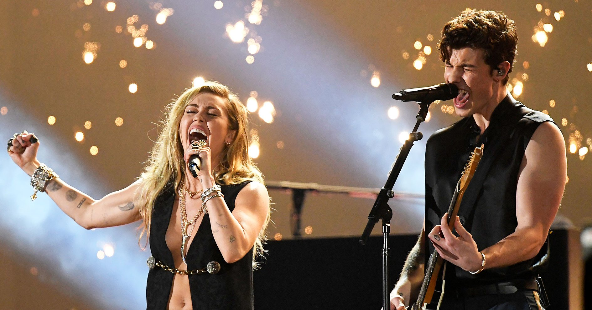 From Shawn and Miley to Diana, Watch the 5 Best Grammy Performances