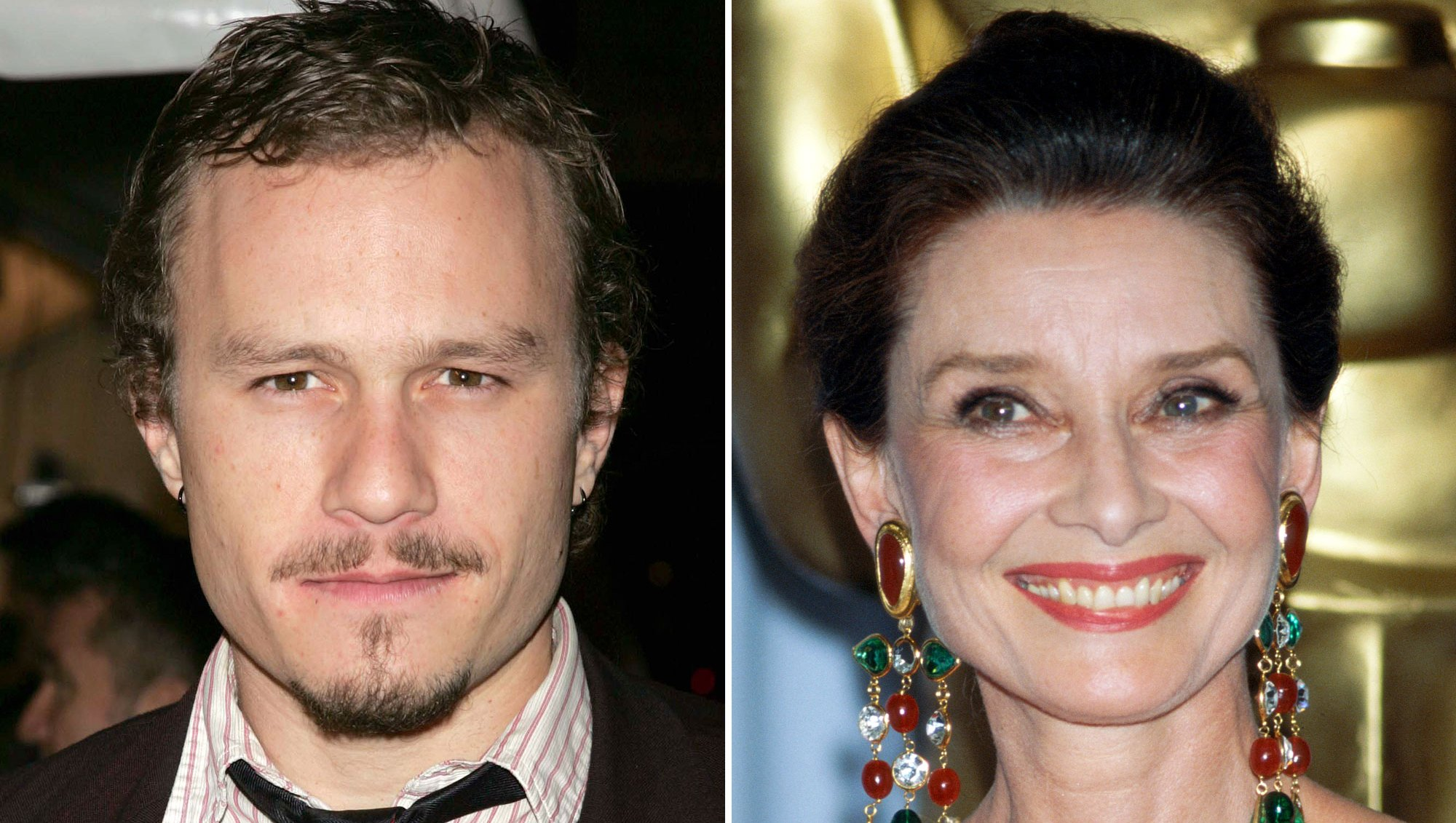 Heath Ledger, Audrey Hepburn and More Stars Who Won Awards Posthumously