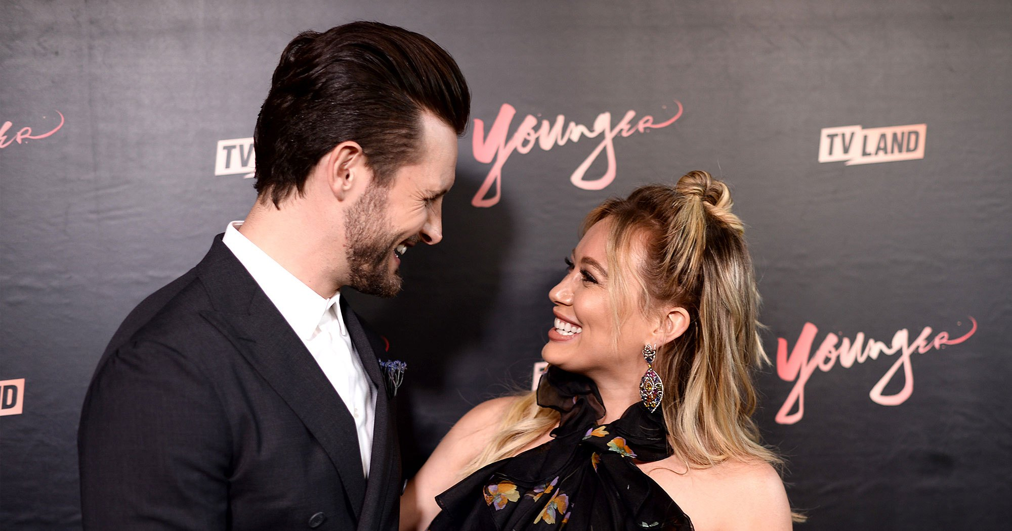 Hilary Duff's Costar Nico Tortorella Drinks Her Breast Milk