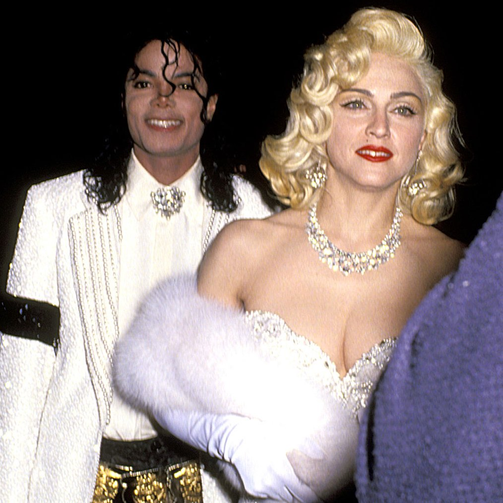 Michael Jackson and Madonna Hottest Oscars Duos, Dates and Couples of All Time