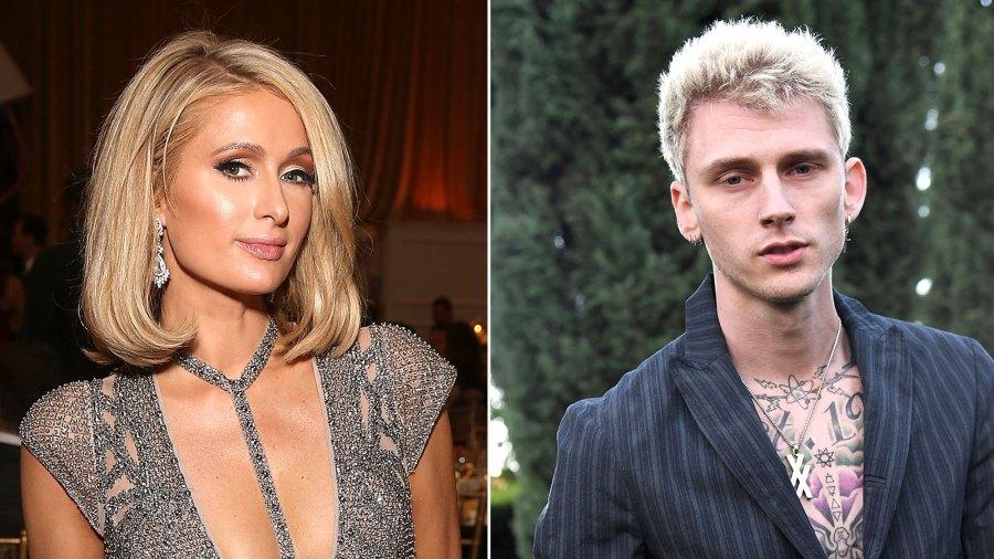 Is Paris Hilton Dating Machine Gun Kelly? She Says