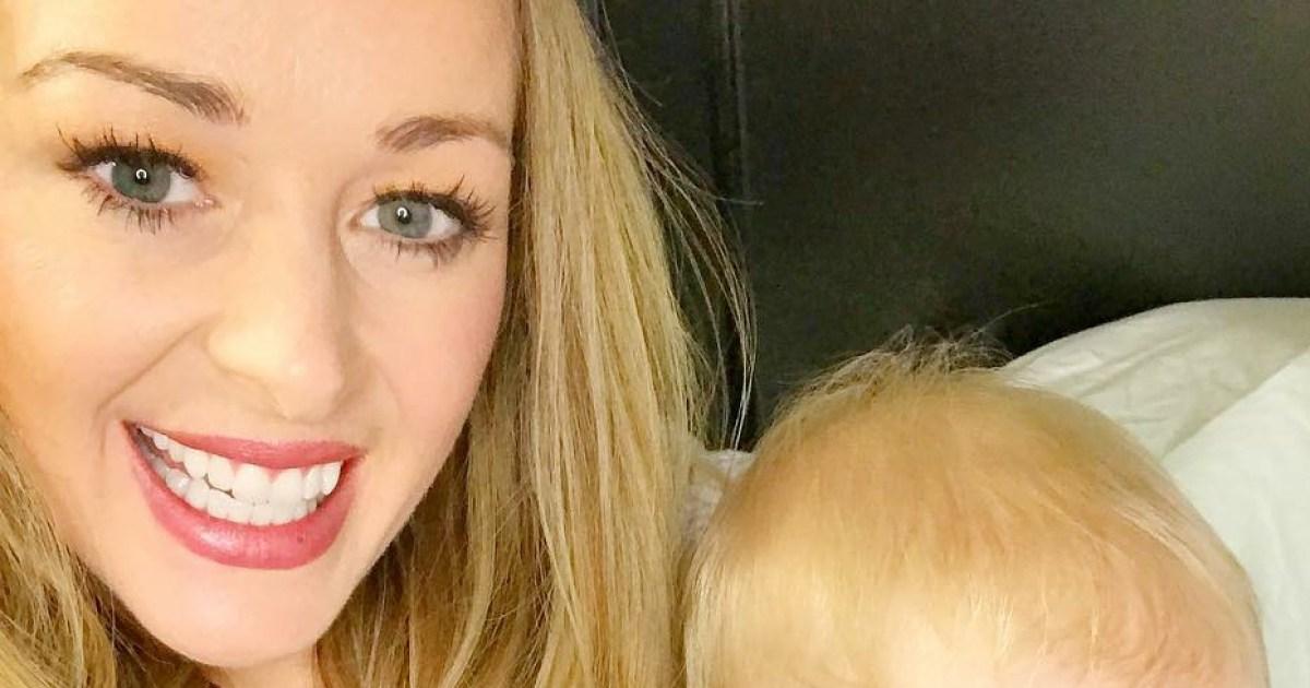 Jamie Otis' Daughter Won't Let Her Pee in Peace in New Video