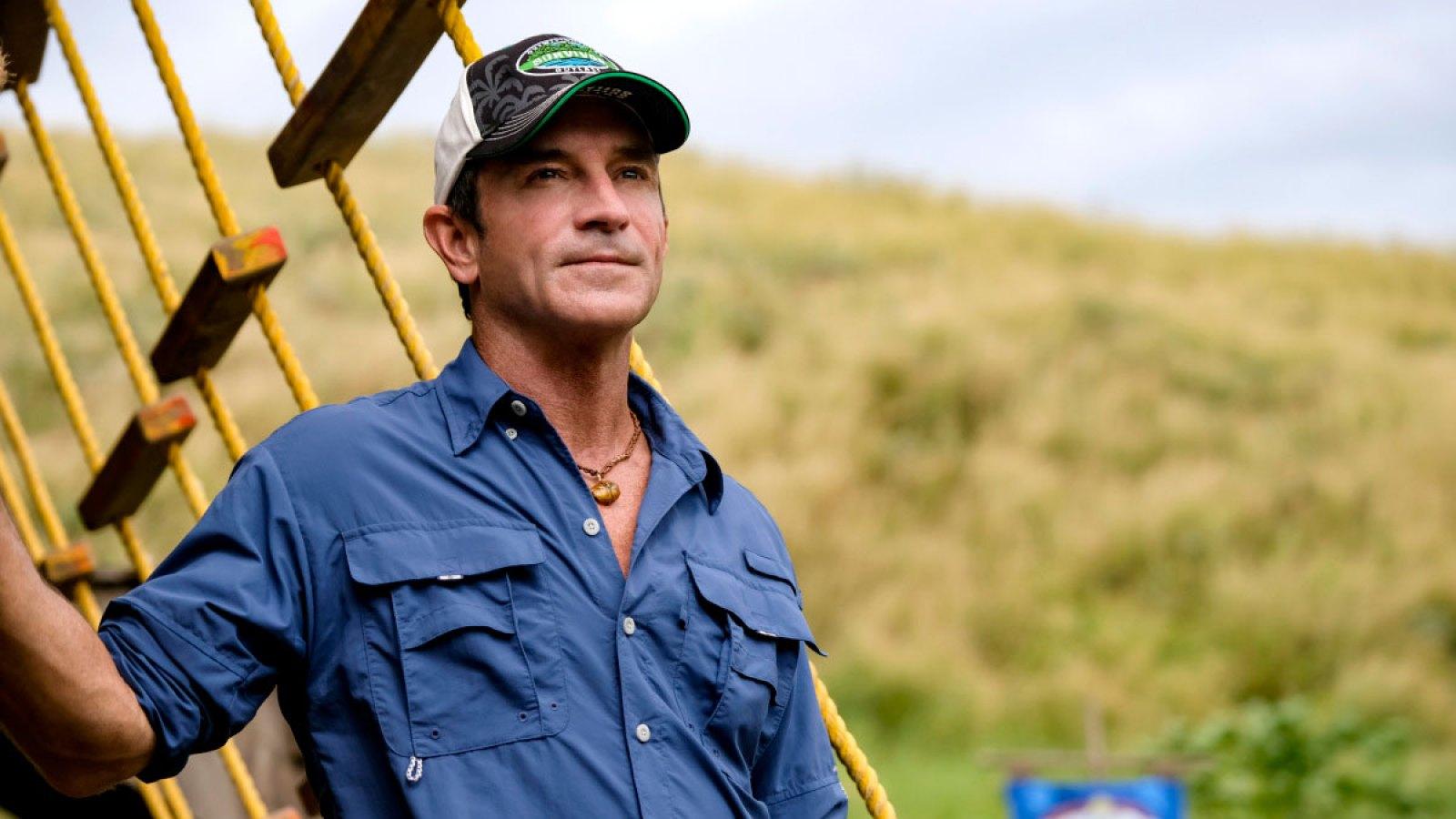 b143b1c0bcd Jeff Probst Spills Secrets of  Survivor  Edge of Extinction