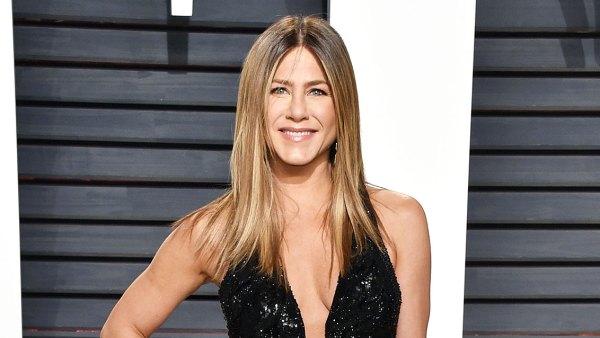Jennifer Aniston Not Worried Turning 50