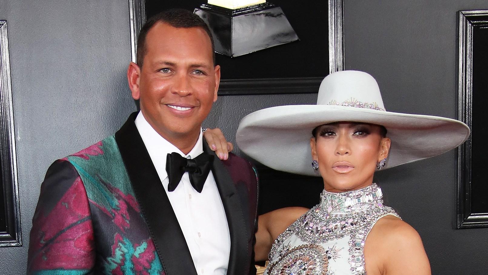 Jennifer Lopez Shows Off Pole-Dancing Skills While BF Alex Rodriguez