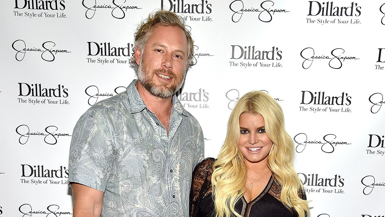 Jessica Simpson Tells Son, 6, and Daughter, 5, to 'Stop Growing Up' Before Third Baby's Arrival