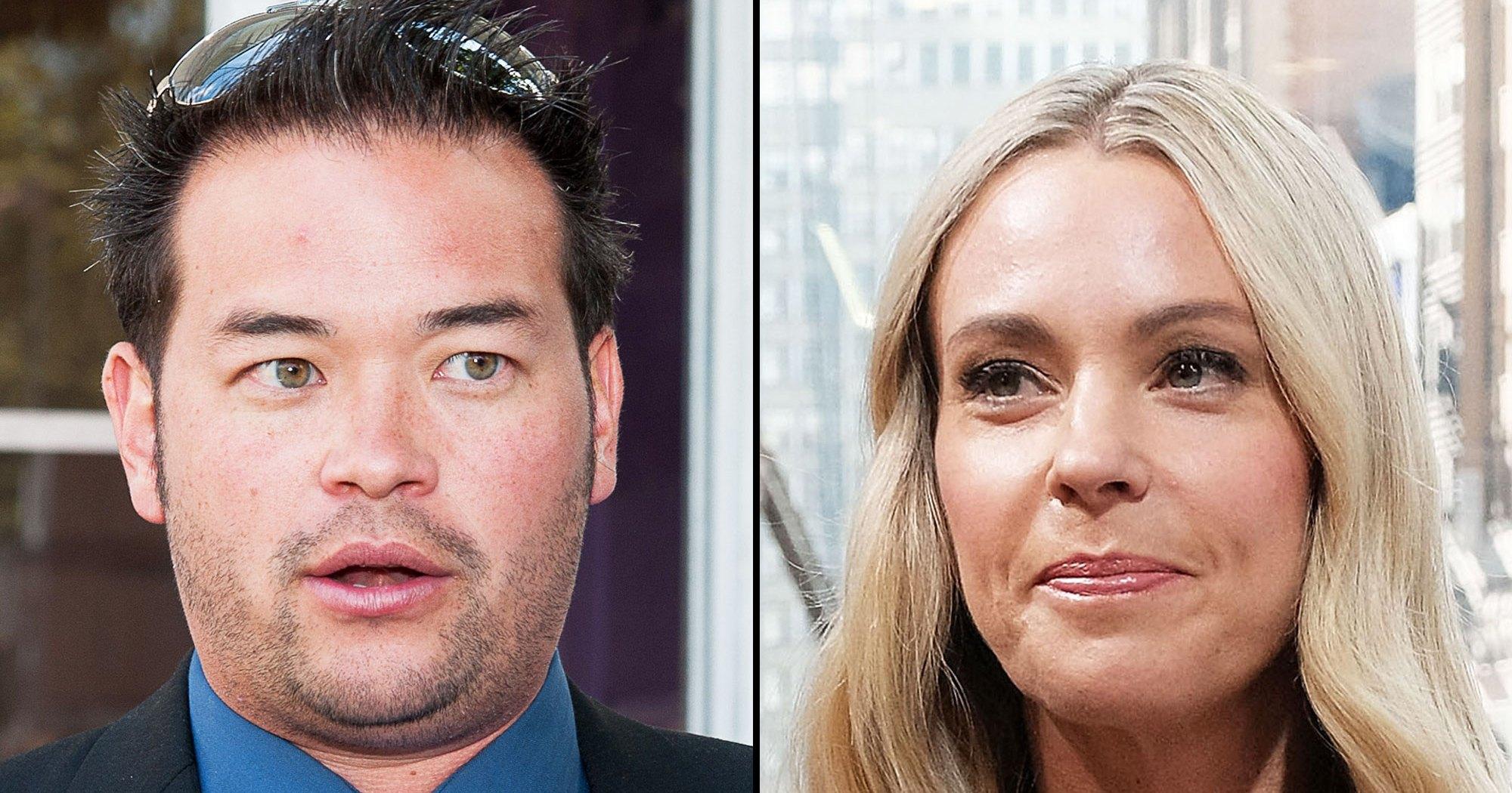 Jon Gosselin Claims Kate Has 'Zero' Interaction With Son Collin