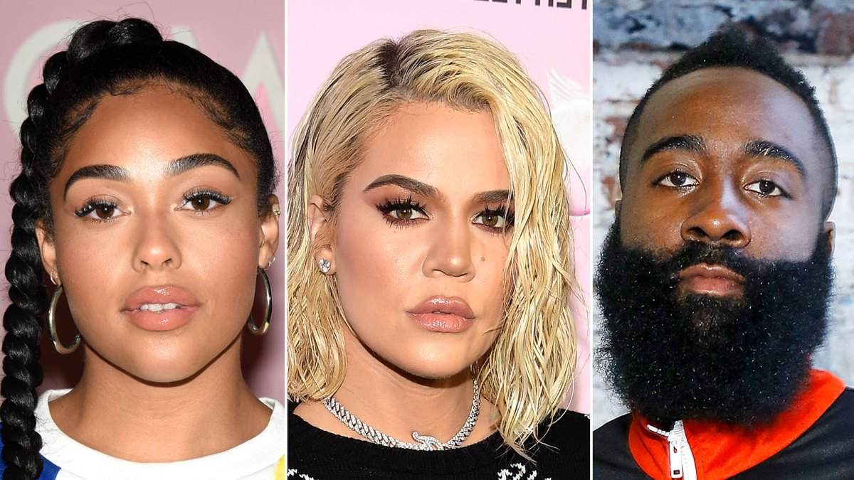 b51dbfd1e8f Jordyn Woods Hooked Up With James Harden After Khloe Kardashian