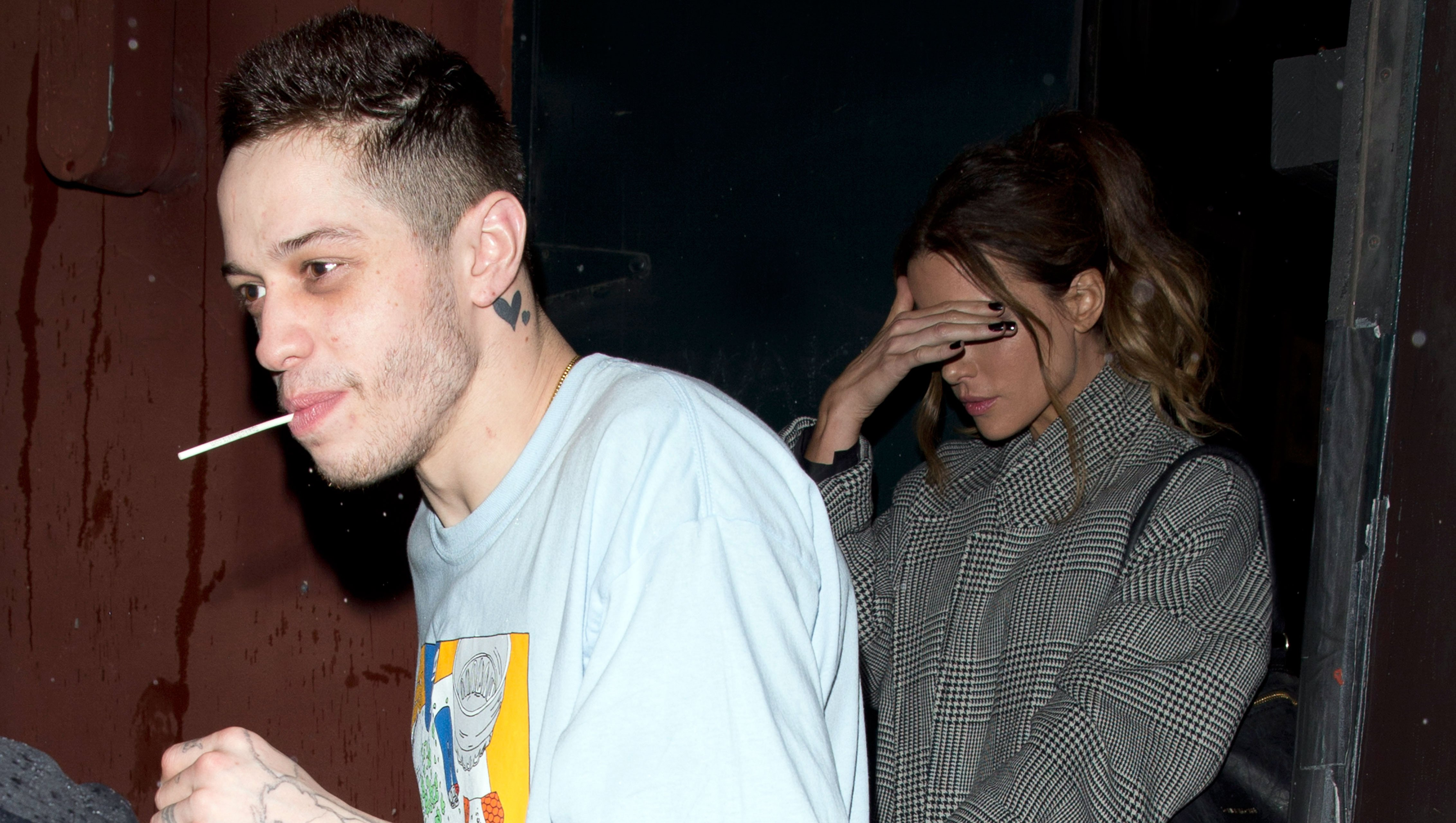 Kate Beckinsale 'Is Happy With' Pete Davidson: 'They Have Great Chemistry'